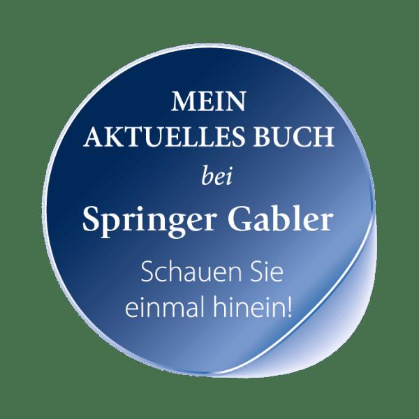 Aktuelles Buch bei Springer Gabler