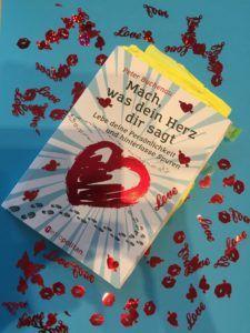 """""""Mach, was dein Herz dir sagt"""" - Buch von Peter Buchenau"""